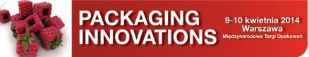 Packaging Innovations (9-10.04.2014, Варшава)