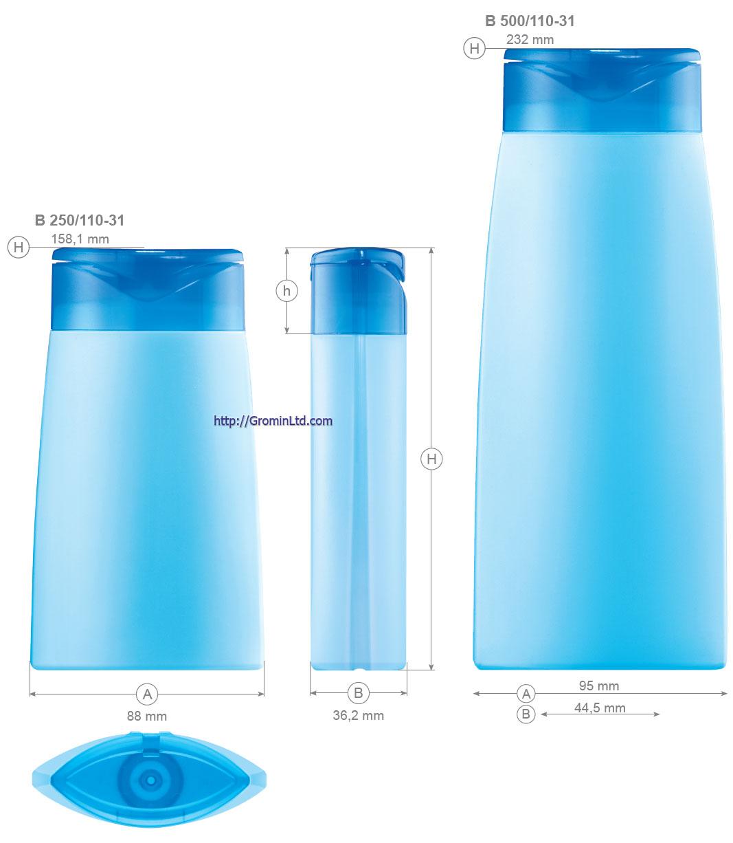 Производство пластиковой упаковки для косметики
