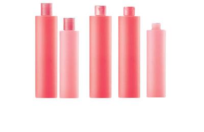 Plastic bottles. Series 167 – Topaz
