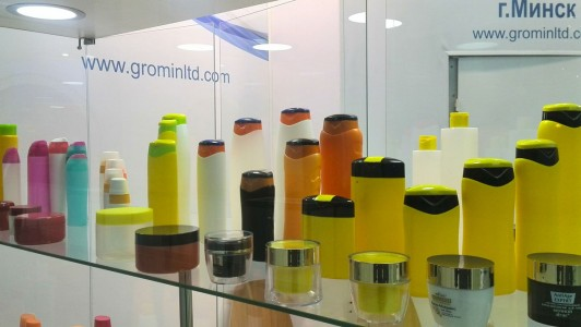Gromin plastic packaging onа InterExpoShow2016