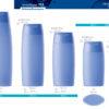 Пластиковые флаконы. Серия 115 - Виктория. 400, 250, 200, 150 мл
