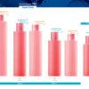 Пластиковые флаконы. Серия 167 - Топаз. 400, 250, 200, 150 мл