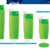 Пластиковые флаконы. Серия 99 - Агат. 400, 250, 200, 150 мл