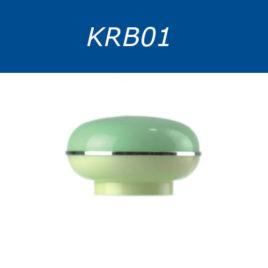 Крышки винтовые, двухцветные. Серия KRB01