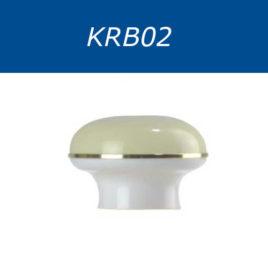 Крышки винтовые, двухцветные. Серия KRB02