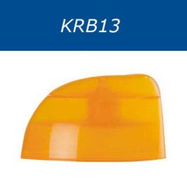 Крышки флип-топ, двухцветные. Серия KRB13