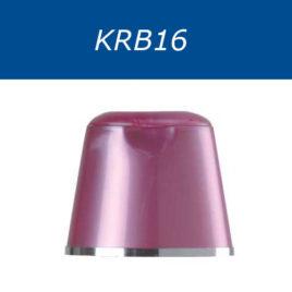 Крышки винтовые, флип-топ, двухцветные. Серия KRB16