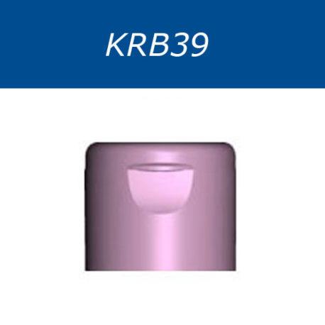 Крышки флип-топ, со стандартной резьбой. Серия KRB39