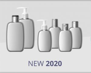 Bottles for cosmetics New 2020