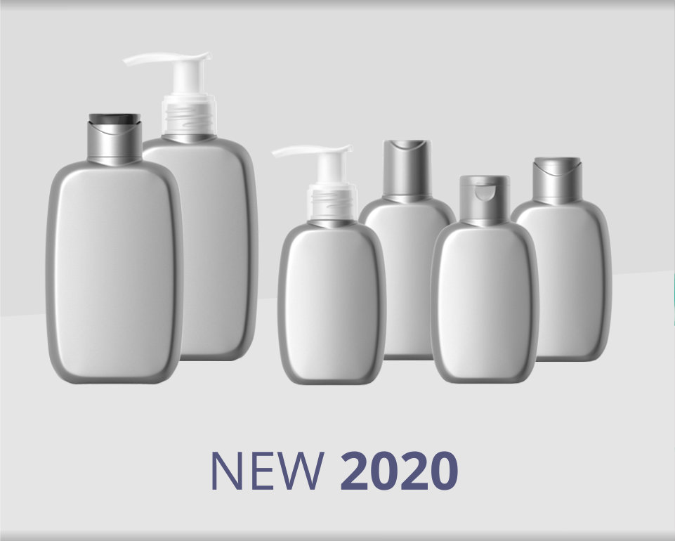 Bottles for cosmetics New 2020