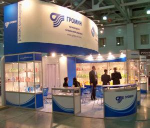 ООО Громин на Интершарм 2011. Москва, 26 - 29 октября
