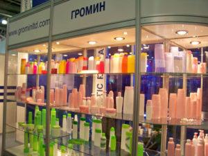 ООО Громин на Интершарм 2010. Москва, октябрь