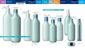 Пластиковые флаконы 182 - Пекин. 400, 250, 150 мл