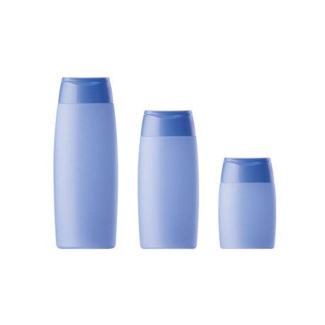 Пластиковые флаконы 132 - Виктория 2. 150, 100, 50 мл