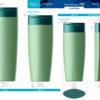Пластиковые флаконы. Серия 158 - Лира. 500, 400, 250 мл