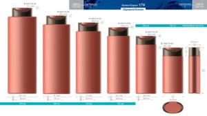 Пластиковые флаконы. Серия 174 - Олимп. 500, 400, 300, 250, 200, 150 мл