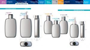 Plastic bottles 199 – Absolyut. 250, 100 ml