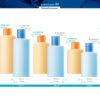 Пластиковые флаконы. Серия 83 - Сильвия. 200, 150, 125, 100, 75 мл