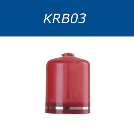 Крышки дозаторы, двухцветные. Серия KRB03