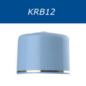 Дозаторы, двухцветные крышки. Серия KRB12