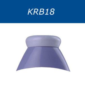 Крышки дозаторы, двухцветные. Серия KRB18