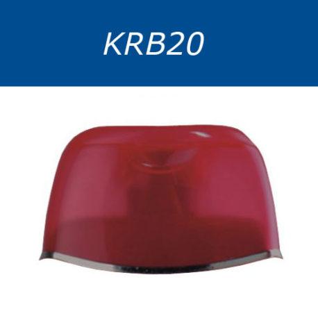 Крышки флип-топ, двухцветные. Серия KRB20