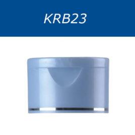 Крышки флип-топ, со стандартной резьбой. Серия KRB23