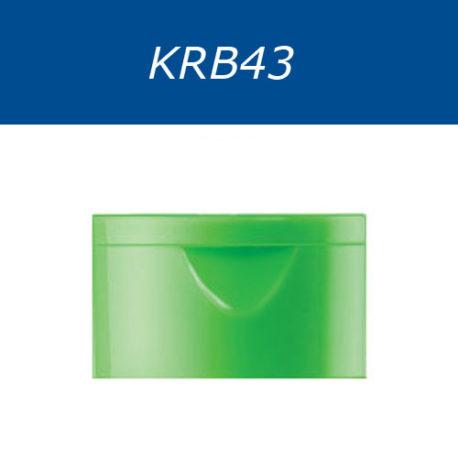 Крышки флип-топ со стандартной резьбой. Серия KRB43